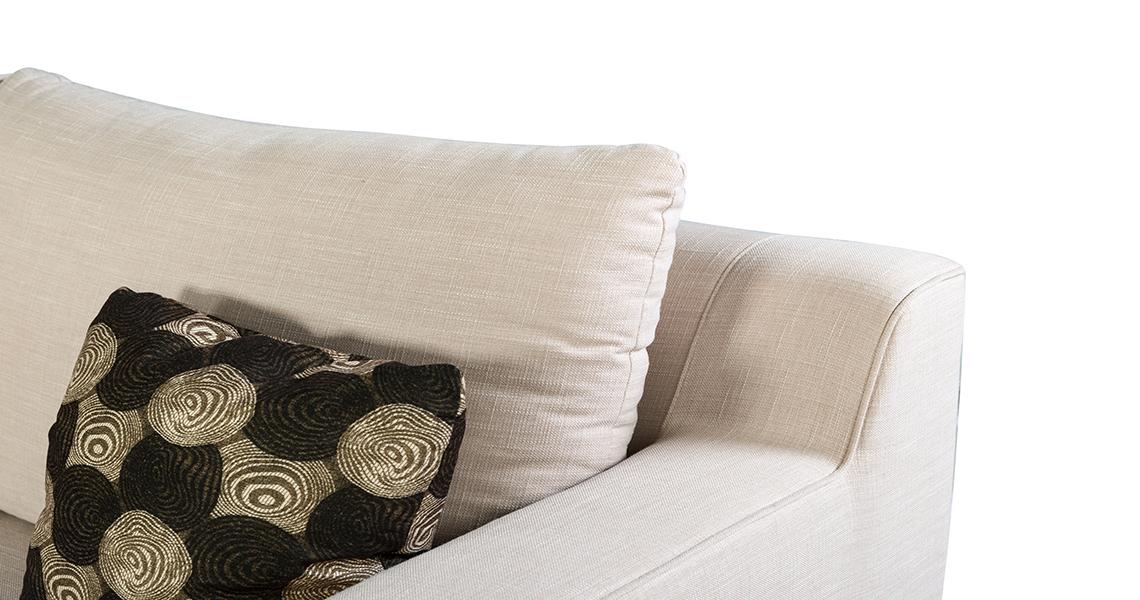 Homespun Platinum Sectional (Corner)
