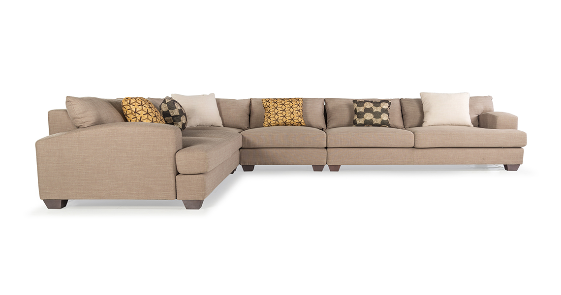 Ultimate Chocolate Sectional