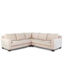 Homespun Platinum Sectional (Corner)